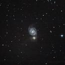 M51 - Galassia Vortice,                                Andrea Gagliani