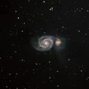 M51 Whirlpool Galaxy,                                NOVA8264