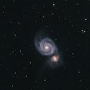 M51,                                Bernd Steiner