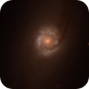 Star forming ring of NGC 1097 driven by 140M solar mass black hole,                                Freestar8n