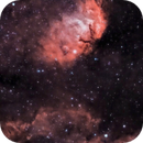Tulip Nebula,                                  Zephyr4370