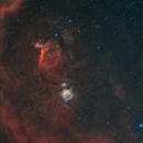 Orion Molecular Cloud Complex,                                JMDean