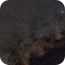 Nebulosas oscuras en el Águila,                                Máximo Bustamante