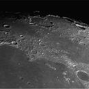 Lunar North - 20210223 - Celestron C6,                                altazastro