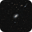 NGC 4725,                                Mike Miller