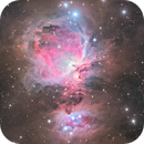 M42 & Ngc1977 (from the Albe field),                                Maxime Tessier