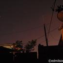 Milky Way in the southern hemisphere,                                Edmilson junior
