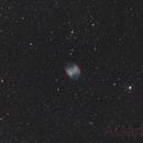 M27 - Du,bbell Nebula,                                AGameiro