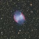 M27 - Dumbbell Nebula,                                GregsAstrobin