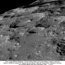 Cratère Moretus pris le 10/04/14 Newton 625 mm barlow 3, filtre IR, caméra Flea 3 Luc CATHALA V2,                                CATHALA Luc