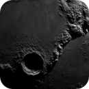 Cratère Eratosthene,                                Georges