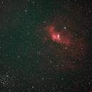 """Bubble Nebula,                                Ian """"Beau"""" Butz"""