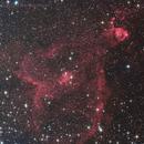 IC1805 - Nebulosa Cuore,                                Massimo Micieli