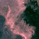 Cygnus Wall with TS 72/432-refractor,                                  Doc_HighCo