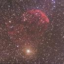 IC 443,                                Gilles Romani
