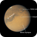 Some features of Mars surface,                                Taras Rabarskyi