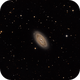 M64 Black Eye Galaxy,                                hd0h