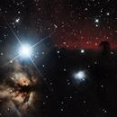 Horsehead Nebula,                                Israel Barbosa de Brito