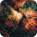 NGC 3372 ETA-CARINAE,                                Ivan Hancock