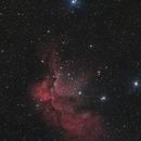Wizard nebula HaLRGB,                                lucky_s