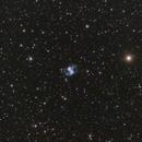 The Little Dumbbell Nebula, M76,                                Steven Bellavia