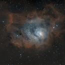 M8 Lagoon Nebula,                                Christian63