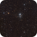 NGC 457 ET Cluster,                                  leeasle