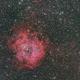 Rosette Nebula Area,                                Landon Boehm