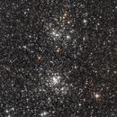 Persei Cluster - NGC 884,                                Daniel Renner