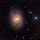 M95 in Leo,                                Andrew Lockwood