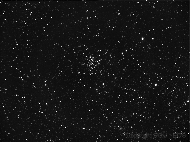 Ammasso aperto NGC 663 - Cas,                                PGU (Giuliano Pinazzi)