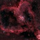 The Heart Nebula,                                Daniel Caracache