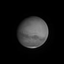 Mars on August 28, 2018 (IR 685nm pass filter),                                JDJ