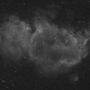 IC1848 en H-alpha,                                  guillau012