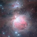 Messier 42 Mosaic,                                Samuli Vuorinen