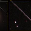 M31 with meteor?,                                Stefano Quaresima