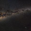 Milky Way, Rho Ophiuchi and Magellanic Clouds,                                KiwiAstro