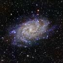 M33 Triángulo,                                Julián Simón