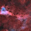 IC 1318a / LBN 251 / DWB 82,                    U-ranus
