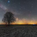 Milky Way 08/03/2021,                                Łukasz Żak