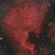 North America Nebula (NGC7000),                                JDJ