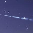 Launch of StarLink satellites,                                Gianluca Belgrado