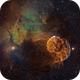 The Jellyfish Nebula and Friends,                                Gabe Shaughnessy