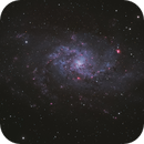 M33 - Triangulum Galaxy,                                pete_xl
