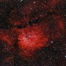 NGC 6820 - Sh2-86,                                John