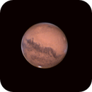 Mars - Comparison October 9th and December 31st,                                Riedl Rudolf