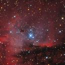 NGC 281,                                Murtsi