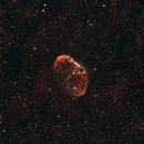 NGC 6888-The Crescent nebula,                                gibran85