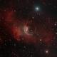 Ngc7635 - Bubble Nebula,                                francopanetta