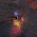 Rho Ophiuchi Cloud Complex,                                Gernot_Obertaxer